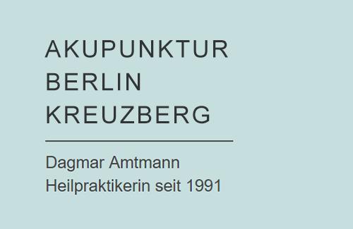 Akupunktur Berlin Kreuzberg Dagmar Amtmann